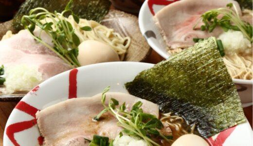 煮干し拉麺 アンチョビー