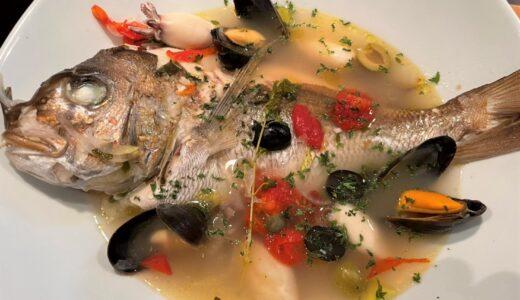 瀬戸内 天然魚 osteria Port(ポルト)